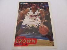 Carte NBA FLEER 1993-94 #369 Randy Brown Sacramento Kings