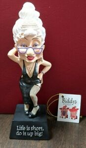 Biddys 4487 Westland Giftware 2003 Adult Funny Humor Figurine Mother's' Day Gift