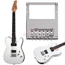 Tele Humbucker Electric Guitar Bridge 6 Square Saddle for Telecaster Guitar New