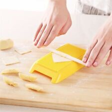 Plastic Pasta Board Spaghetti Maker Mold Kitchen Tool Macaroni Rolling Cooking
