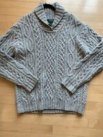 ralph lauren fisherman sweater