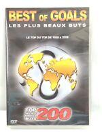 Best Of Goals Les Besten Tore Aller Zeiten de 1958 a 2008 DVD Nuevo en Blíster