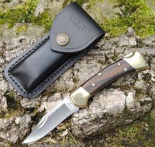 BUCK KNIVES RANGER 112 Messer Taschenmesser Backlock 420HC Stahl 280011