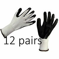 Gardening Supplies Facility Maintenance & Safety Scan Waterproof Latex Gloves Size 9 Large