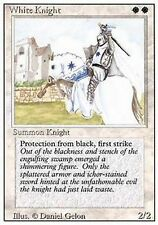 *MRM* FR 4x white Knight/Chevalier blanc MTG 4th edition