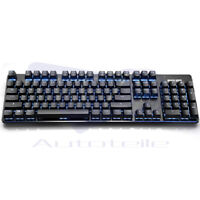 Philips USB Wired 2.0 Water Resistant Gaming Keyboard For Windows10 8 SPK8401B