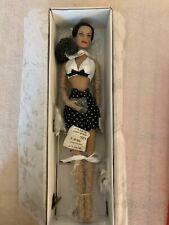 "Tonner Brenda Starr Mirror Mirror Daphne 16"" Tonner doll NRFB BLACK HAIR"