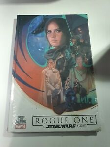 Marvel Star Wars Rogue One Graphic Novel Hardcover Sealed