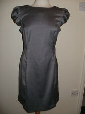Gorgeous silvery/ grey colour Dress- NEW LOOK- Size 14