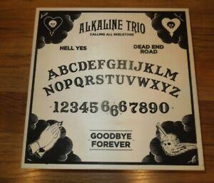 Alkaline Trio Wooden Ouija Board Box