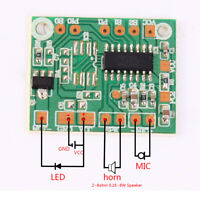 DIY Intelligent Voice Change Ic Integrated Circuit Board Voice Change Module