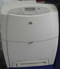 HP LaserJet 4600 Colour Laser Printer - Model C9660A & JetDirect Network J7934A