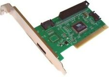VIA 3 Port SATA w IDE PCI Controller Card Raid Support