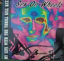 """Mi Vida Con Thrill Kill Kult sexo en Wheelz 12"""" sola"""