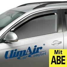 ClimAir Windabweiser grau vorne BMW 3er 5Türer Typ E36 1995-1999