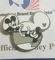 "Disney PIN WDW Hidden Mickey WAVE C - 2019 Short Films ""Plane Crazy"" Traded"