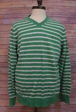 Tommy Hilfiger Regular Size XL V-Neck Sweaters for Men