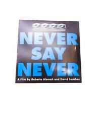 Consolidated Skateboards Never Say Never Skate Video Dvd