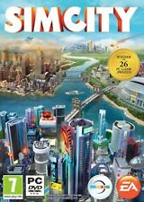 SimCity 2013 Windows PC Video Game EA simulation sim city create world construct