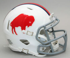 BUFFALO BILLS (Classic Throwback) Riddell Speed Mini Helmet