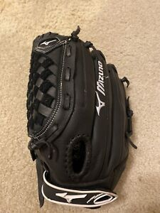 "MIZUNO PROSPECT GPL1200F2 - 12"" FASTPITCH SOFTBALL GLOVE / LH THROWER -"