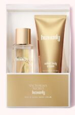 Victoria Secret HEAVENLY Perfume Fragrance Body Mist & Cream Lotion Gift Set