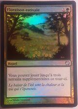 Floraison Estivale 9ème PREMIUM / FOIL VF - French 9th Summer Bloom - Magic Mtg