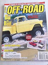 Off-Road Magazine '55 Chevy To A Willys Wagon February 1997 032217NONRH