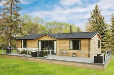 BESPOKE LODGES | LOG CABINS | MOBILE HOMES | BS:3632 RESI SPEC | CEDAR | LARCH