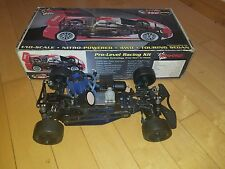 Traxxas 4 Tec Pro Kit New Limited Edition Pro Version With New  NITRO TRX 3.3