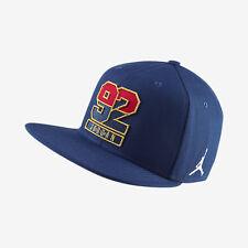 ad522059 Jordan Olympic 7 Dream Team 1992 Retro Snap Back One Size Blue 823526 455