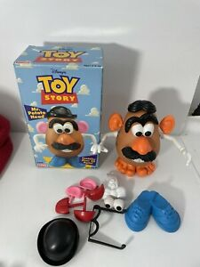 Vintage 1995 Playskool Disney Pixar - Toy Story Mr. Potato Head with Box - #2260