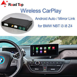 Wireless CarPlay Android Auto Interface for BMW i3 I01 NBT System 2012-2017