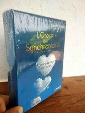 Oracle des synchronicités jeu de cartes divinatoires neuf sous emballage