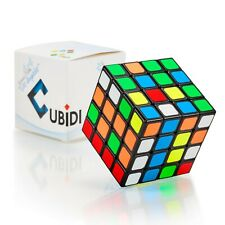 CUBIDI® Original Zauberwürfel 4x4 - Speedcube Magic neu Dreh Puzzle 3D training