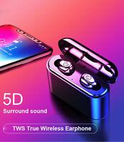 X8S1 TWS BLUETOOTH 5.0 Cuffie Auricolari Universali per iPhone  &SAMSUNG丨HUAWEI