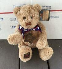 New! 1902 - 2002 Teddy Bear 100TH Anniversary of the Teddy Bear by Gund.