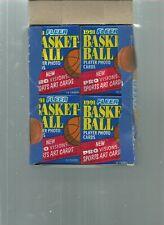 1991-92 FLEER*** BASKETBALL BOX*** SERIES 1***36 FACTORY SEALED  PACKS***