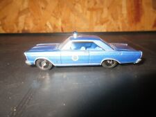 1/64 GREENLIGHT 65 FORD GALAXIE WESTWOOD POLICE