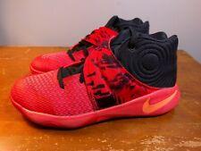 Nike Kyrie 2 Inferno 3Y Youth Kids size 3 Orange Black