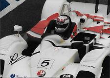 Andy Wallace Firmato dBA-Zytek 4-03 S PROTOTIPO FIA SPORT PROTOTIPI DONINGTON PARK 2003