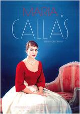 MARIA CALLAS - 2017 Orig. Kino-Filmposter A4 (21x29cm)