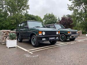 Range Rover Classic Restoration - Kingsley KA Series