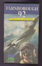 Farnborough 1992 (VHS) Official AirShow Video ~ Aviation ~ Flying DIsplays