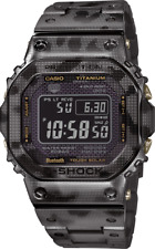 Casio G-Shock Titanium Case & Band Camo Print GMWB5000TCM-1 Multi-Band 6 Atomic