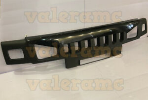 "Hummer H2 ""Bad Look"" Lip for OEM Grille tuning styling accessories (03-09)"