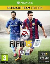 FIFA 15 -- Ultimate Team Edition (Microsoft Xbox One, 2014)
