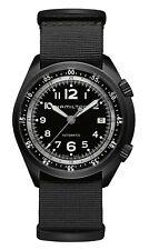 Hamilton Men's Khaki Pilot Pioneer Aluminium Swiss Automatic Watch H80485835