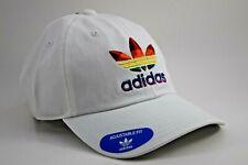 Adidas Pride Hat Unisex One Size White/Rainbow New Adjustable Fit