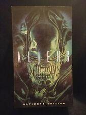 NECA - Alien Ultimate Warrior Action Figure, Blue Alien (1986)